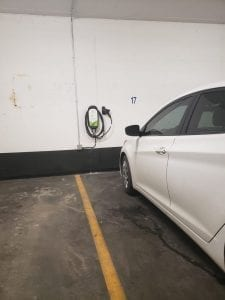 Sun Country Highway EV Charging Station
