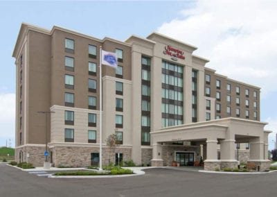 Hampton Inn & Suites by Hilton Hotel